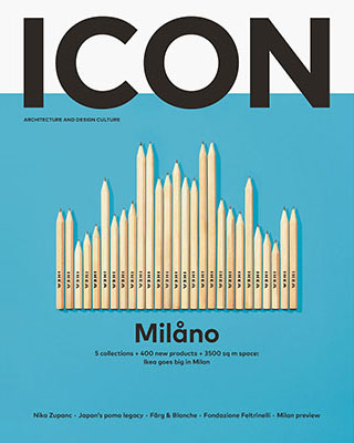 ICON: Ikea Goes Big in Milan