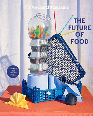 FT Weekend: The Future of Food