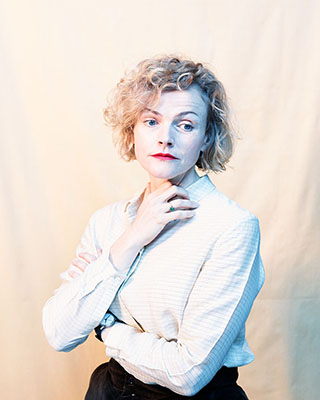 Guardian Weekend: Maxine Peake